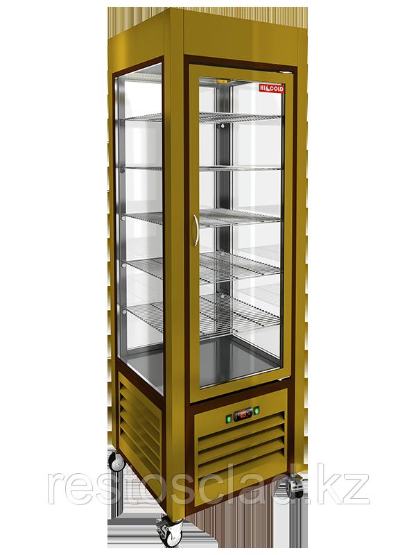 Витрина кондитерская вертикальная HICOLD VRC 350 PG 284284