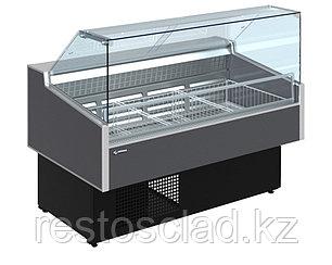 Витрина морозильная CRYSPI ВПН Octava Q М 1500 (RAL 7016)