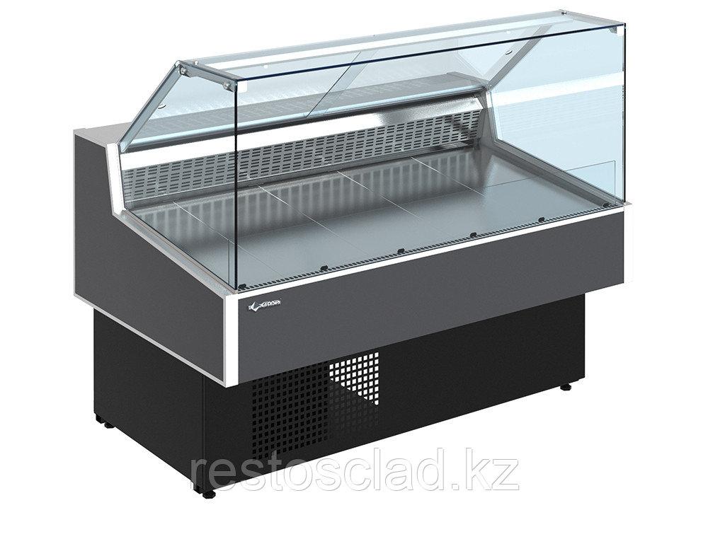 Витрина холодильная CRYSPI ВПС Octava Q 1500 (RAL 7016)