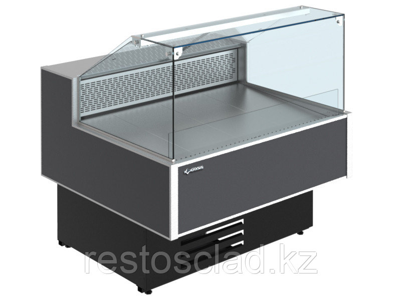 Витрина холодильная CRYSPI ВПС Sonata Q 1200 (RAL 7016)