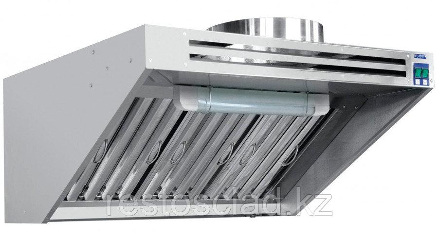 Зонт приточно-вытяжной ЗПВ-900-1,5-П пристенный