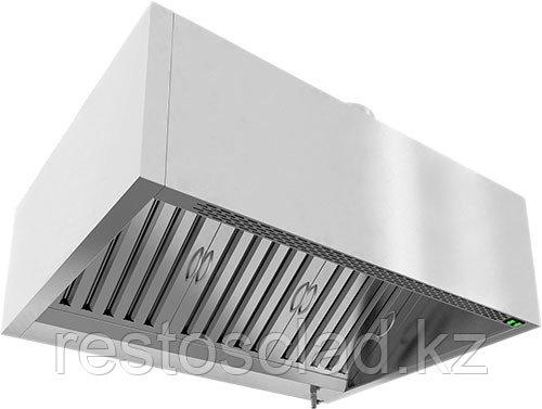 Зонт вытяжной пристенный коробчатый HICOLD ЗКВПО-1009