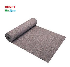 Резиновое покрытие (в рулонах) 5 мм (общая площадь рулона 15 м2).