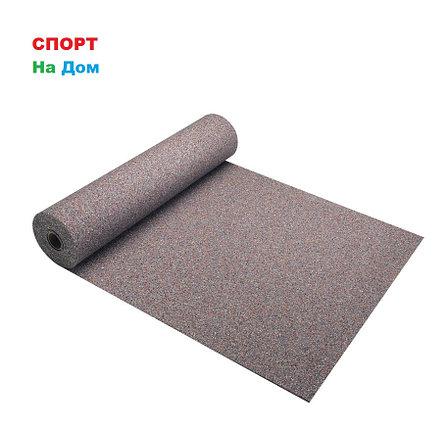 Резиновое покрытие (в рулонах) 5 мм (общая площадь рулона 15 м2)., фото 2