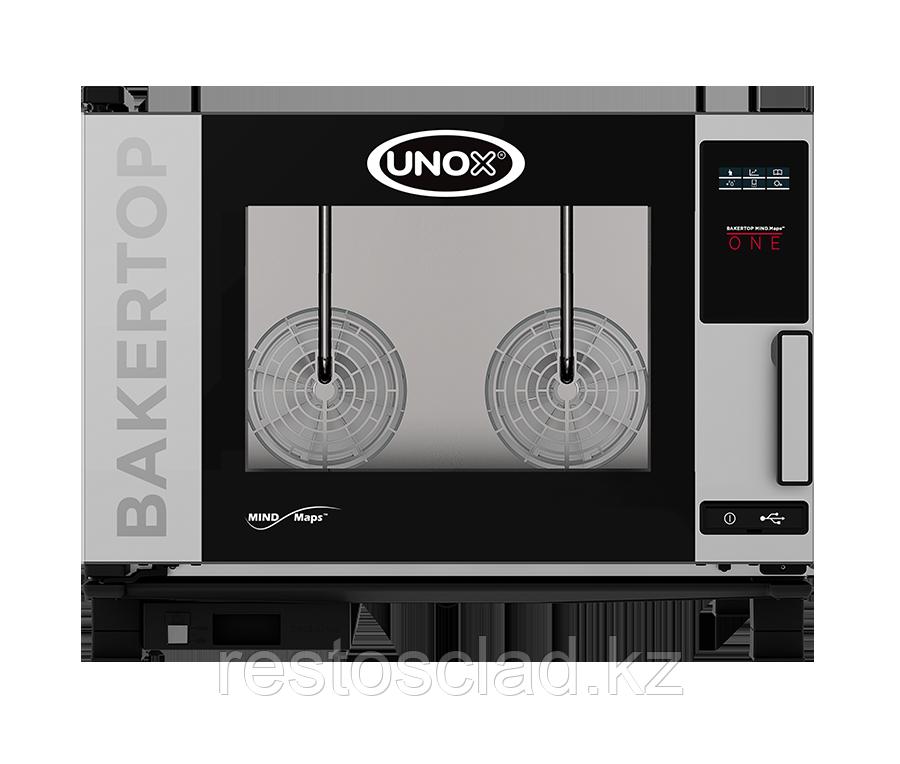 Печь конвекционная UNOX XEBC-04EU-E1R