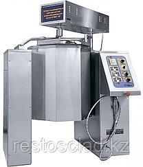 Котел пищеварочный ABAT КПЭМ-60 ОМ опрокидываемый с миксером