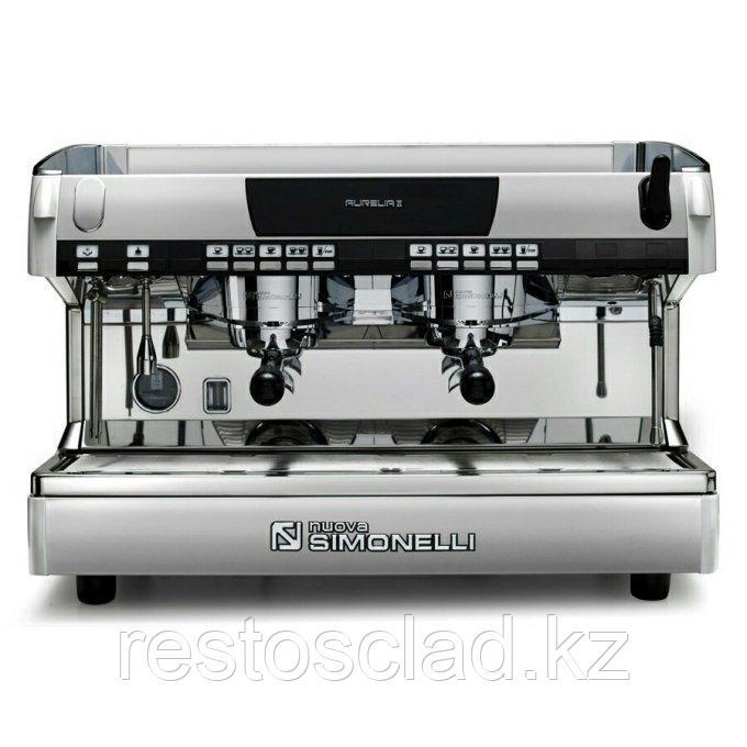 Кофемашина-автомат Aurelia II Vol 2 gr perl white+high gr+LED lights