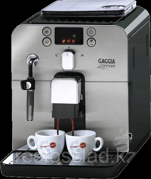 Кофемашина автоматическая Gaggia Brera Black (8012335910512)