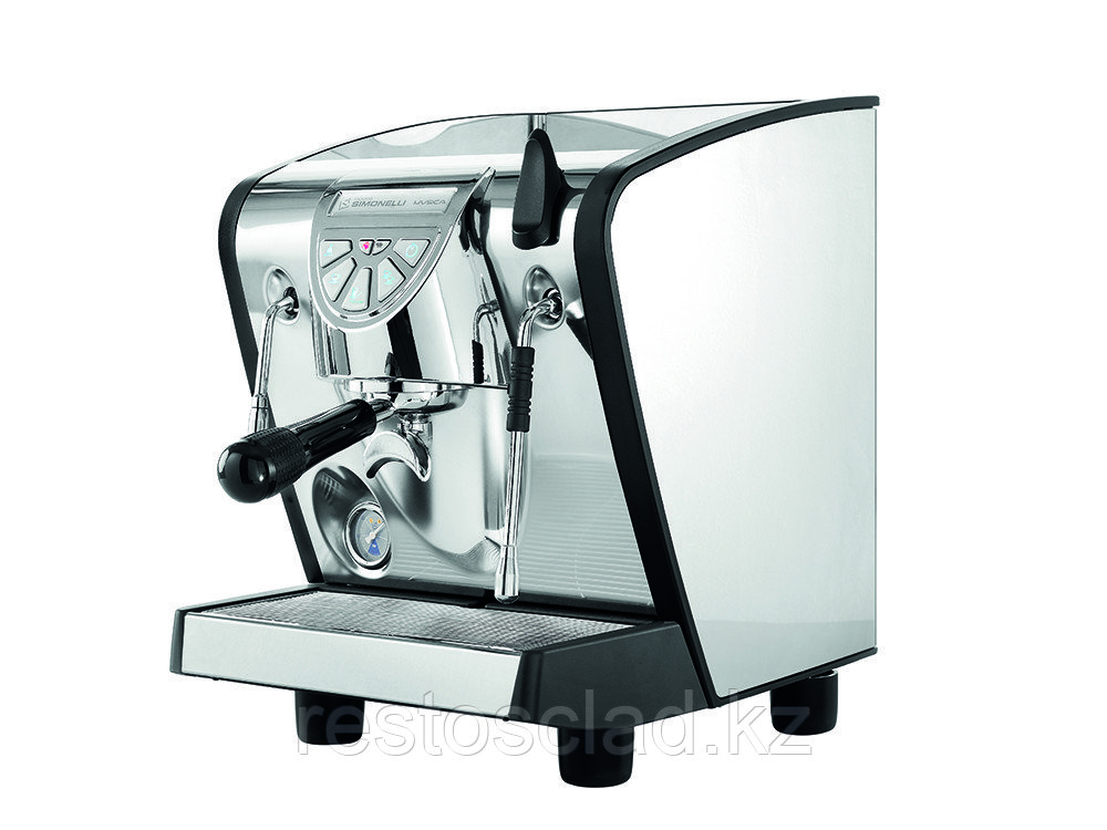 Кофемашина-автомат Musica Standart black