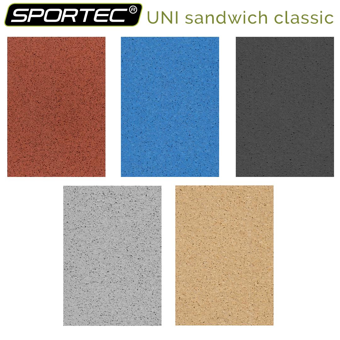 SPORTEC® UNI sandwich classic