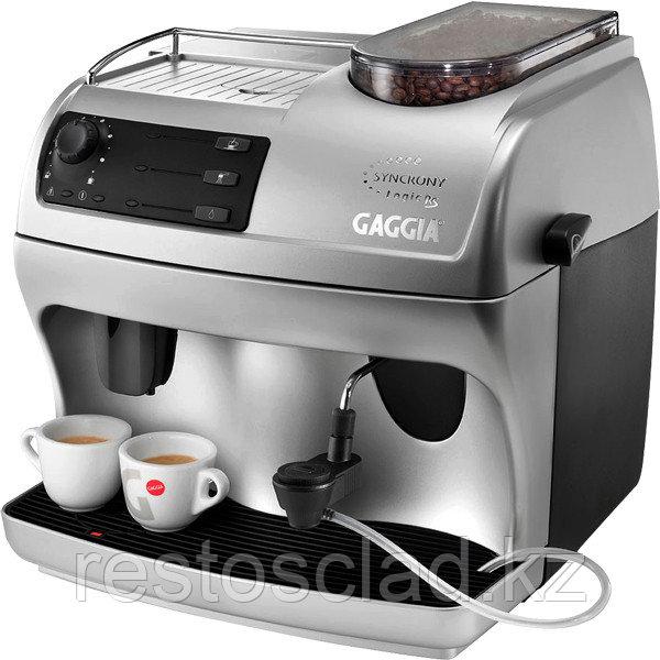 Кофемашина автоматическая Gaggia Synchrony Logic RS (8710103728597)