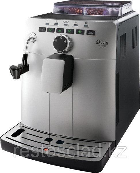 Кофемашина автоматическая Gaggia Naviglio DeLuxe Silver (8710103743118)