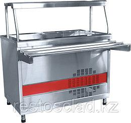Прилавок холодильный ABAT «Аста» ПВВ-70КМ-03-НШ