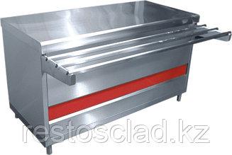 Прилавок тепловой ABAT «Аста» ПВТ-70КМ-02
