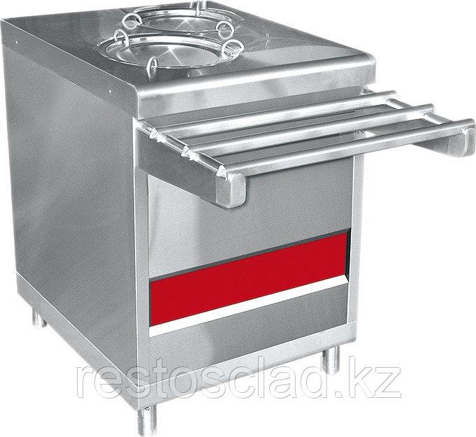 Прилавок для подогрева тарелок ABAT «Аста» ПТЭ-70КМ-80
