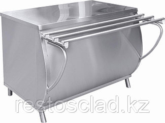 Прилавок горячих напитков ABAT «Патша» ПГН-70М-01