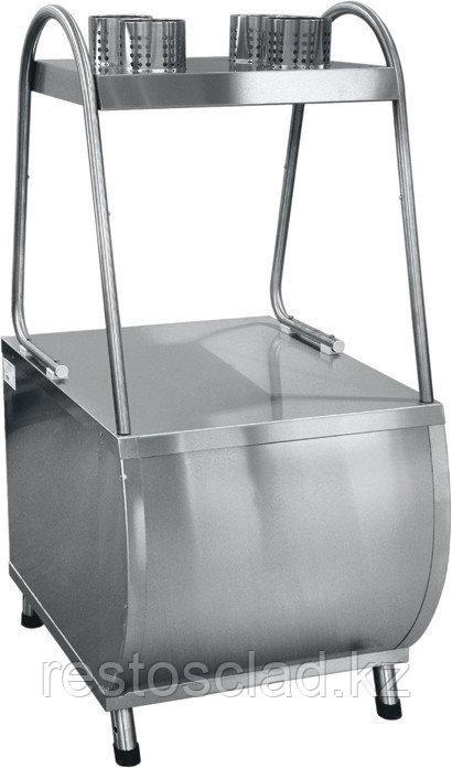 Прилавок для столовых приборов ABAT «Патша» ПСП-70М