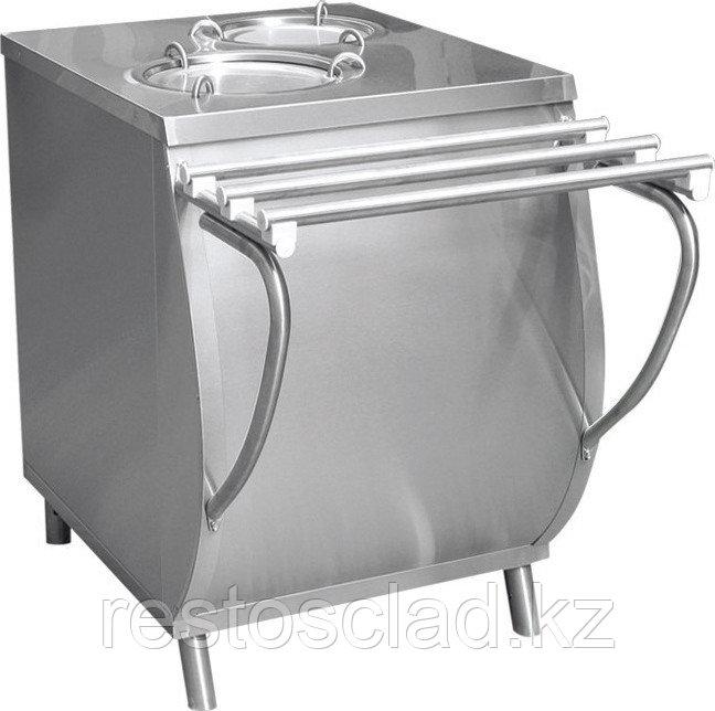 Прилавок для подогрева тарелок ABAT «Премьер» ПТЭ-70Т-80
