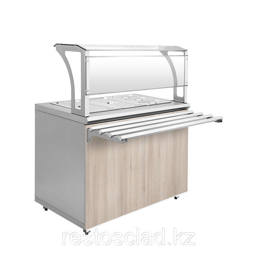 Мармит вторых блюд паровой Luxstahl МВП-1200 (7 вариантов цветов)