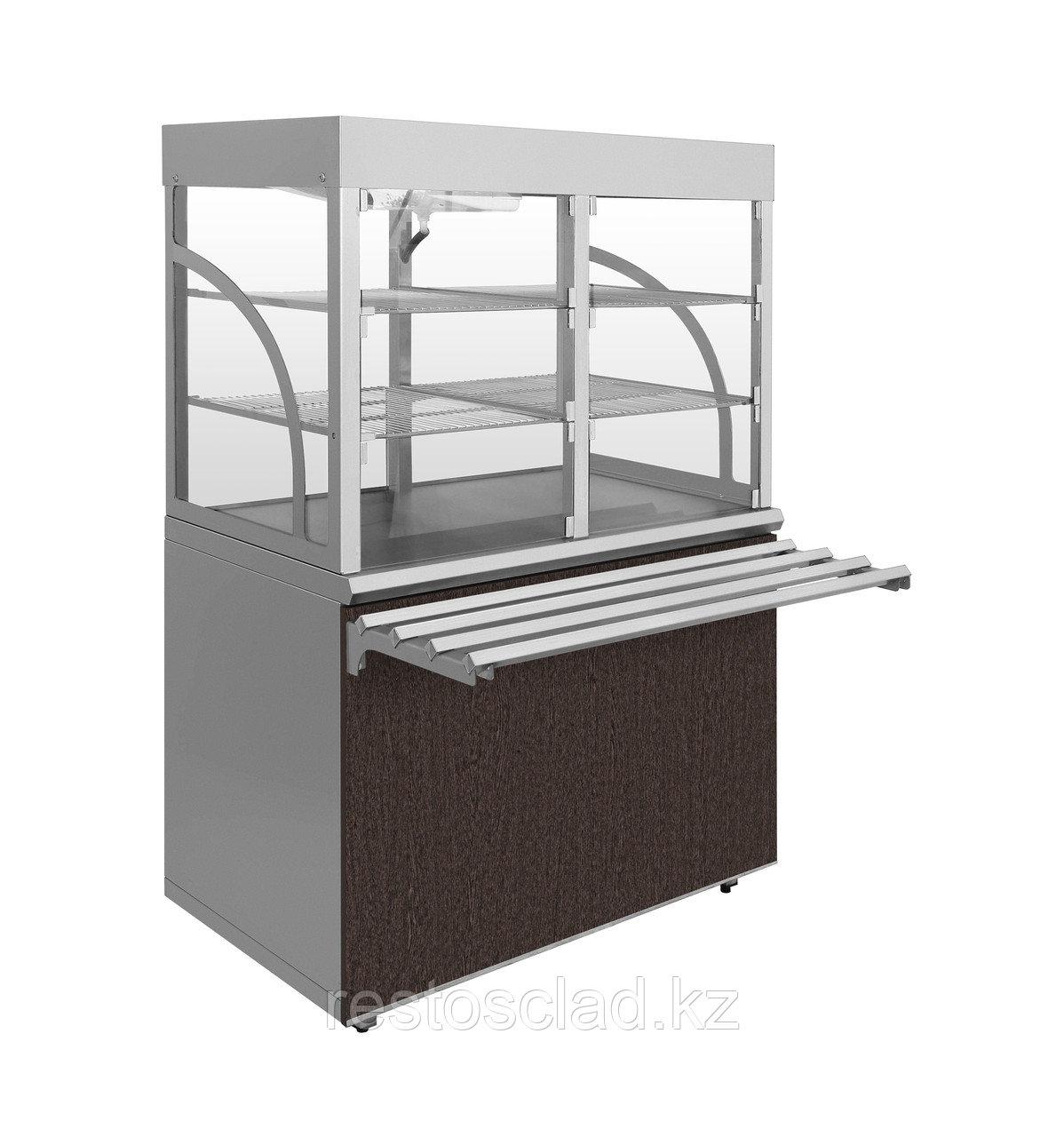 Прилавок холодильный Luxstahl ПХ-1200 (7 вариантов цветов)