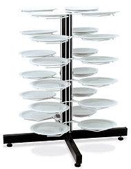 Держатель MetalCarrelli на 24 тарелки (240 мм и 310 мм) [3019]