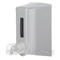 Диспенсер для пены с индикатором бело-серый [F2]