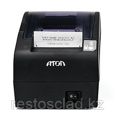 АТОЛ FPrint-22ПТК (без ФН) (RS+USB+Ethernet) черный
