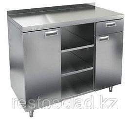Стол для кофемашин с бортом HICOLD НБМКМВ-12/7Б