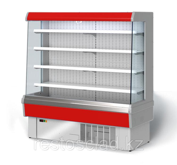 Витрина пристенная холодильная ГОЛЬФСТРИМ Свитязь 120 ВС