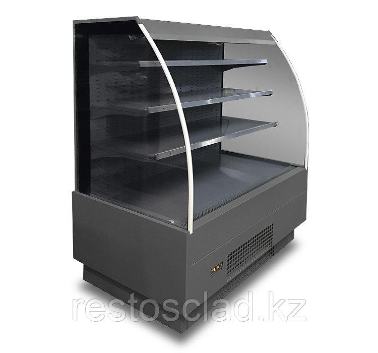 Витрина пристенная холодильная ГОЛЬФСТРИМ Свитязь SV 180 ВС
