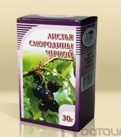 Смородина черная, лист 30 гр