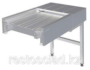 Промежуточный модуль транспортера для сбора грязной посуды «Каюр-М» длиной 1 м