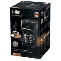 Кофеварка капельная Braun KF7020 черный, фото 3
