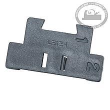 Прокладка 'ласточкин хвост' для шипорезки Leigh D4R Pro