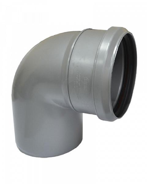 Отвод канализационный / Dirsek 90°