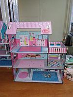 Именные домики для кукол Лол (lol)