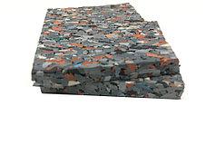 Резиновое покрытие (в рулонах) 5 мм (общая площадь рулона 15 м2)., фото 3
