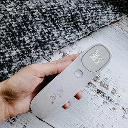Термометр бесконтактный медицинский TFLAG JXB-313 для тела ( 32℃ ~ 43℃), предметов (0℃ ~ 60℃)