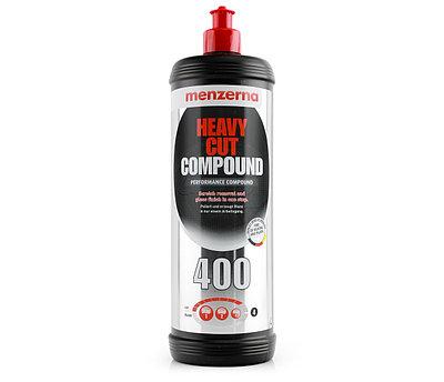Heavy Cut Compound 400 (FG400) Одношаговая полировальная паста  MENZERNA 1 кг