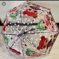 Зонт-трость детский 3D, фото 1