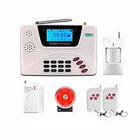 Домашняя gsm сигнализация   Security Alarm System, фото 1