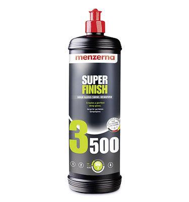 Super Finish Polish 3500 Финишная антиголограмная полироль Menzerna 1кг