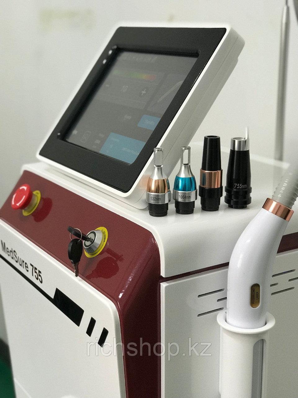 Пикосекундный Лазер MedSure 755