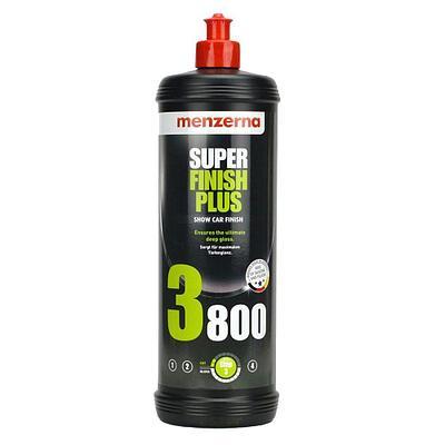 Super Finish Plus 3800 Финишная  полировальная паста Menzerna 1кг