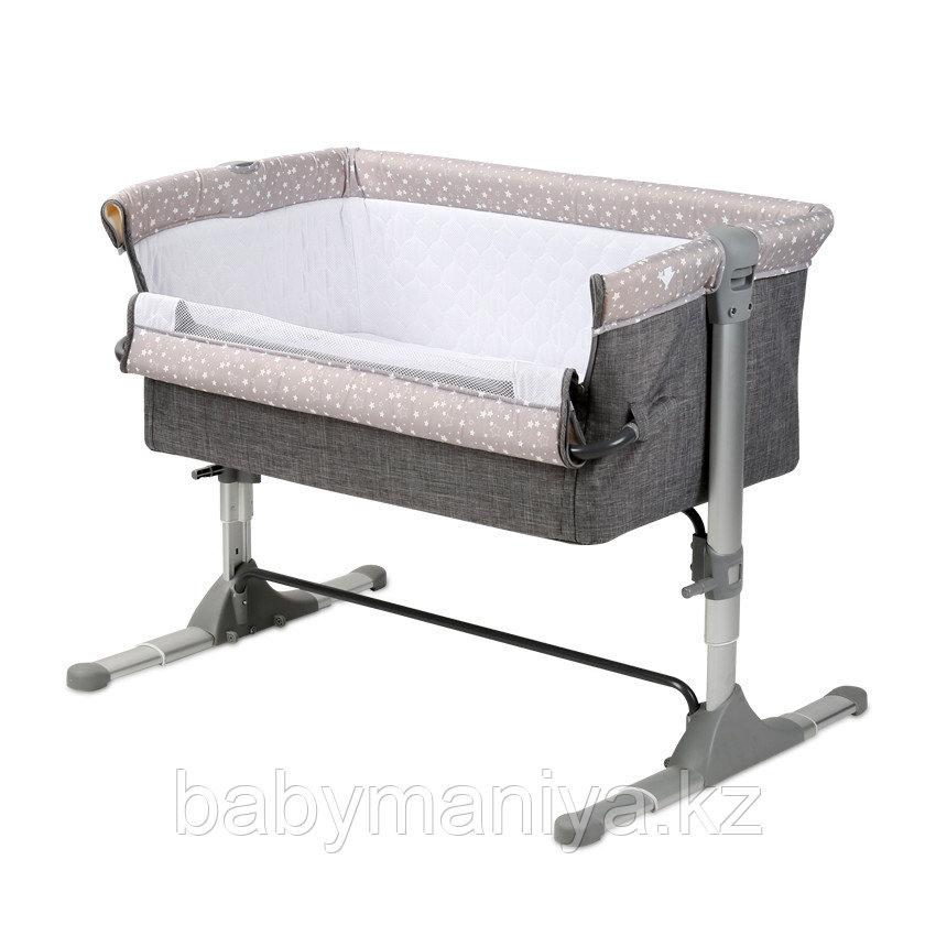 Кровать детская Lorelli SLEEP N CARE Серый / Grey 1901