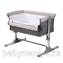 Кровать детскаяLorelli SLEEP N CARE Серый / Grey 1901