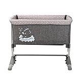 Кровать детская Lorelli SLEEP N CARE Серый / Grey 1901, фото 3