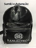Женский подростковый рюкзак для города.Высота 28 см, ширина 24 см, глубина 11 см., фото 1