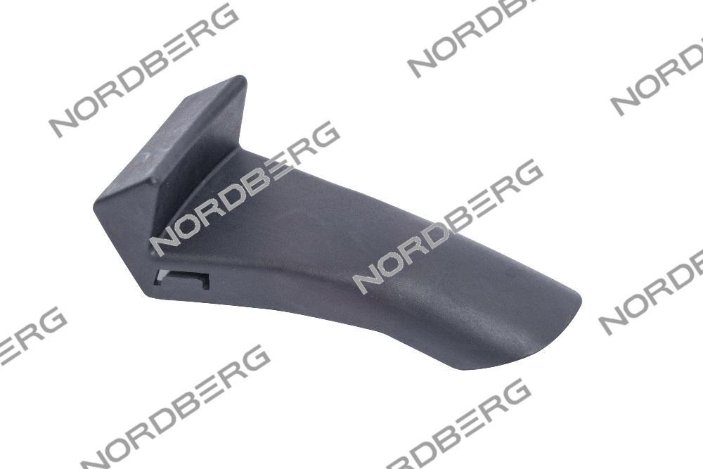(NORDBERG) ОПЦИЯ НАКЛАДКА 5509019 удлиненная на зажимные кулачки для 4638/4639/4640