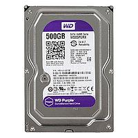Жесткий диск для видеонаблюдения WD 500GB